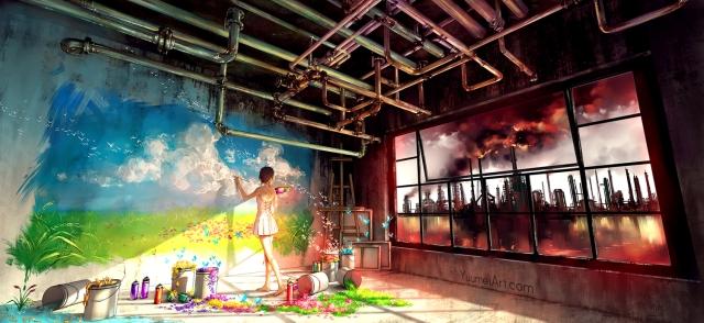 better_tomorrow_by_yuumei-daa3fwv